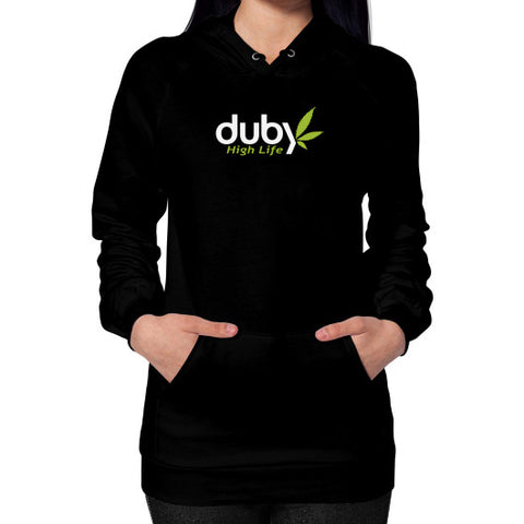 High Life Hoodie Black Duby Swag Shop