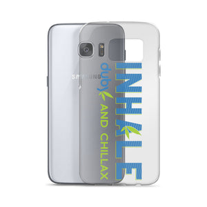 Inhale Samsung Case