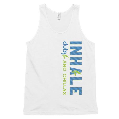 Inhale Men's Tank