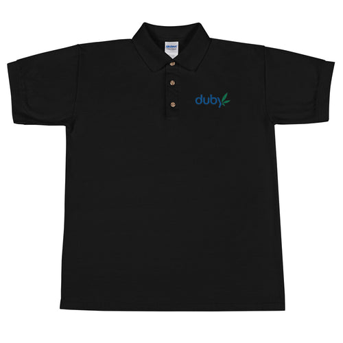 Embroidered Duby Polo