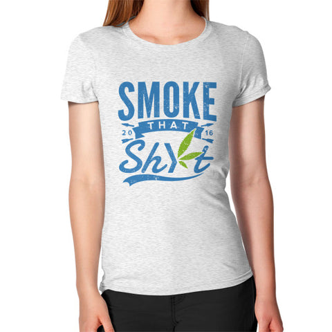 STS Womens's Tee Ash grey Duby Swag Shop