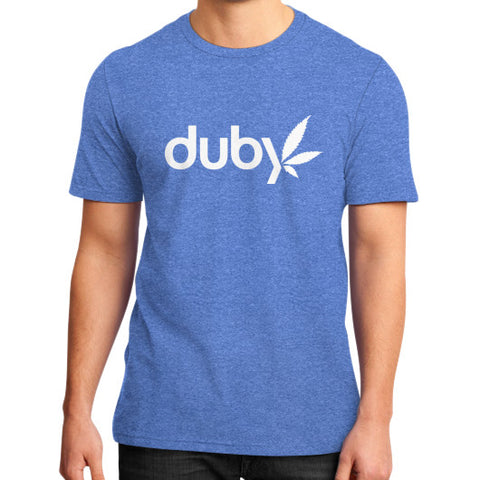 The Elite Heather blue Duby Swag Shop