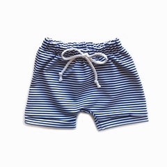 Striped Euro Trunks