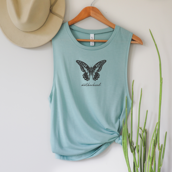 Butterfly • Scoop Tank