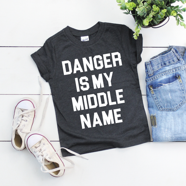 DANGER • Kids Tee