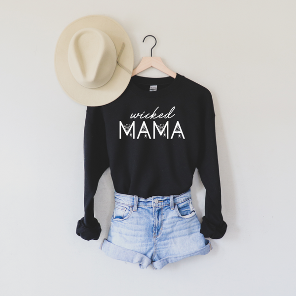 Wicked Mama • Pullover
