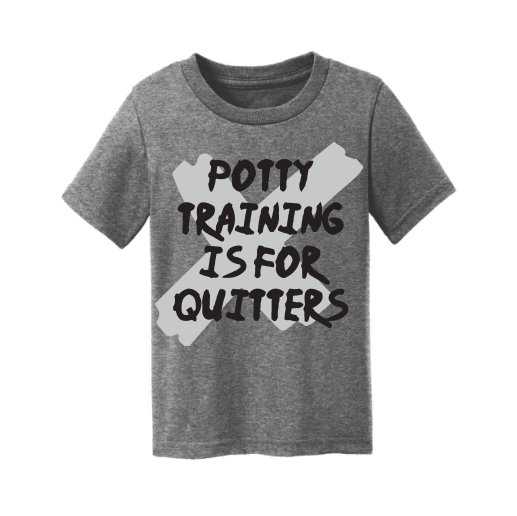 Potty Training Tee