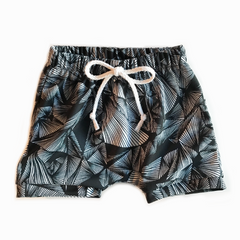 Monochrome Euro Trunks