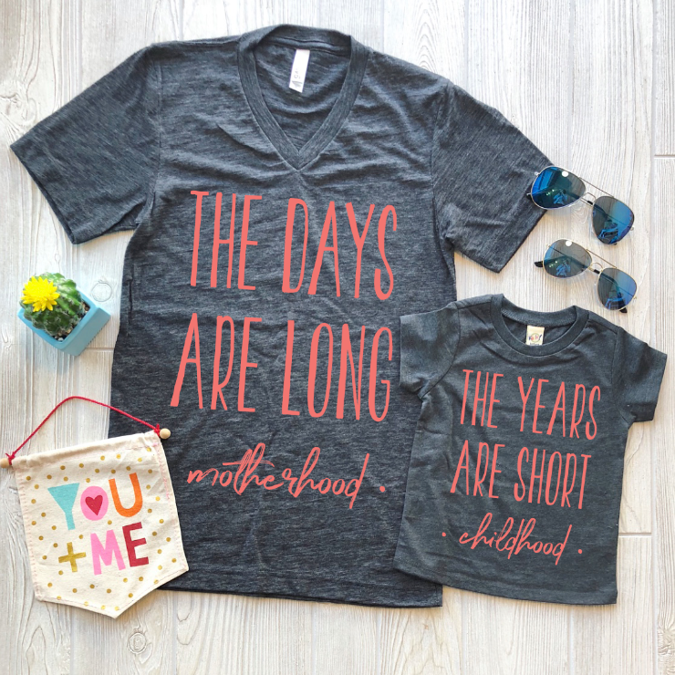 Days are Long • Tee