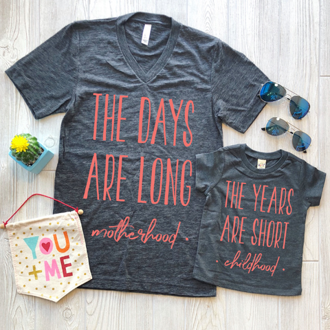 Years are Short • Kids Tee