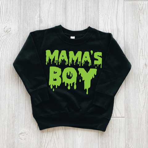 Mama's Boy • Slime Pullover