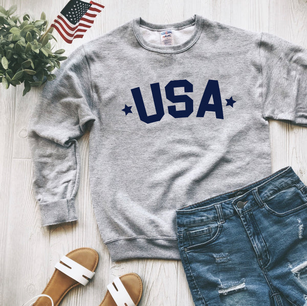 USA • Adult Pullover
