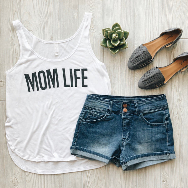 MOM LIFE Block • Side Slit Tank