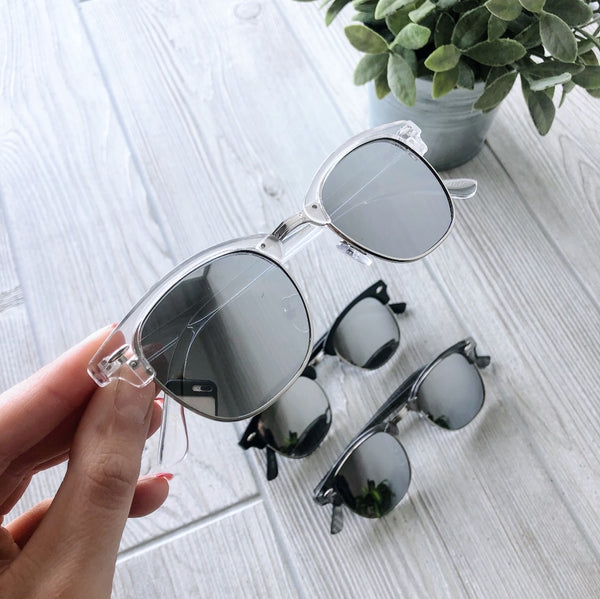 Zoe Mirror • Sunglasses Glasses • More Colors!