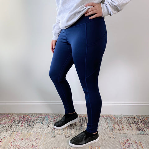 Tech Pocket Legging • More Colors!