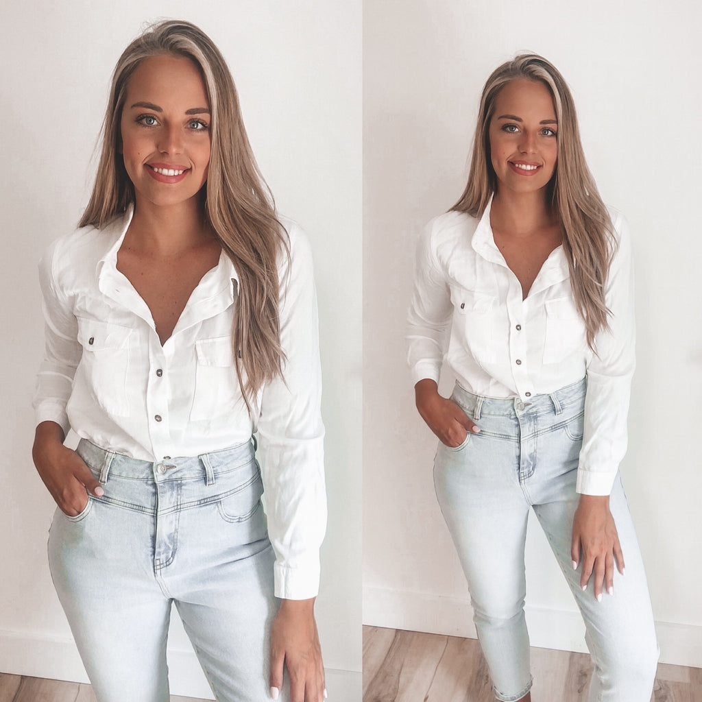 Casual Button Down
