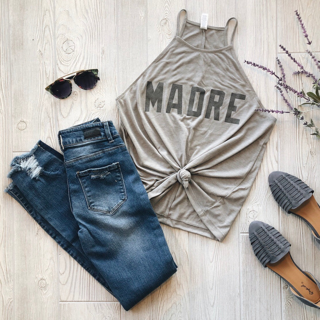 MADRE Stone • High Neck Tank