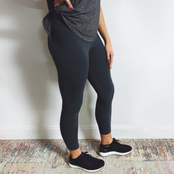 Wide-Waist Leggings • More Colors!