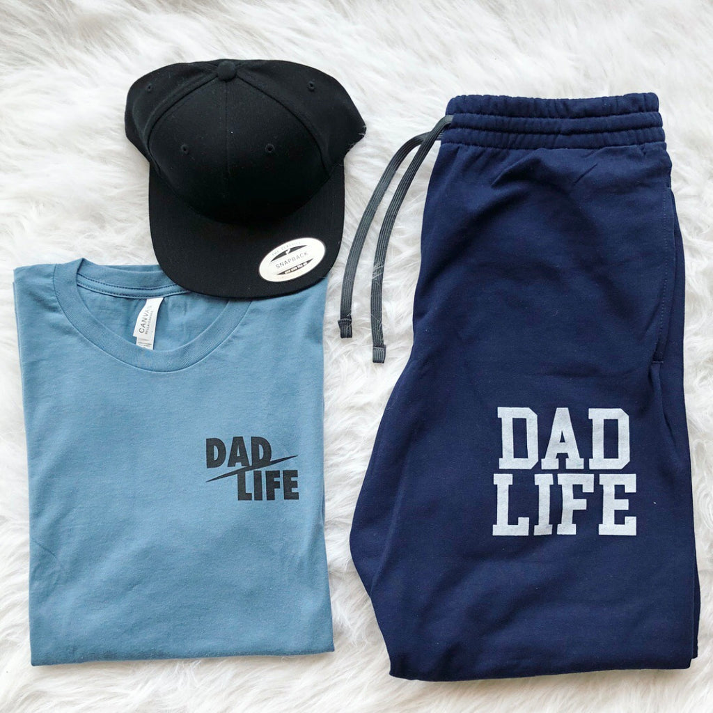 Dad Life • Steel Blue