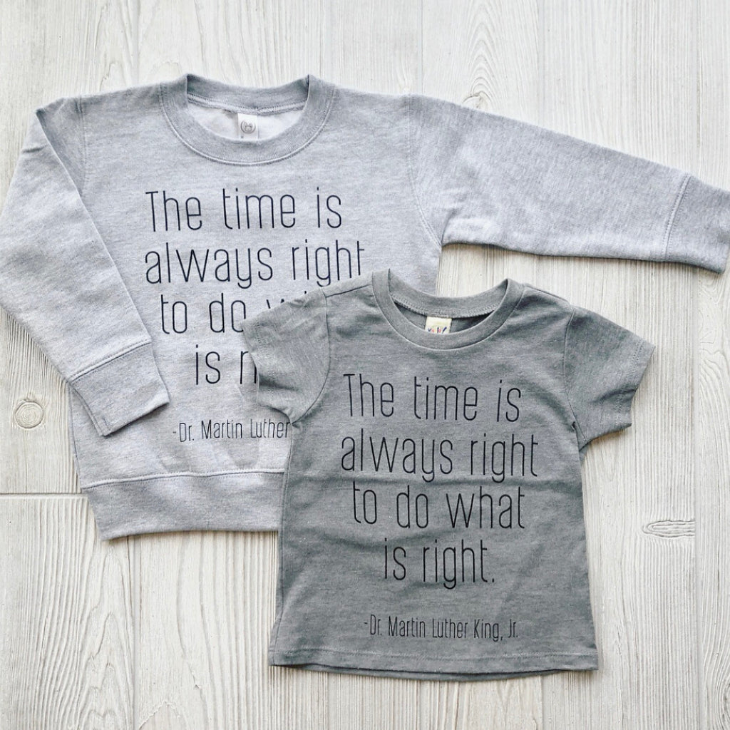 MLK Quote Tee