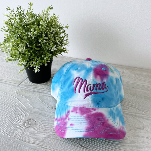 Tie Dye Hat • Jelly Bean