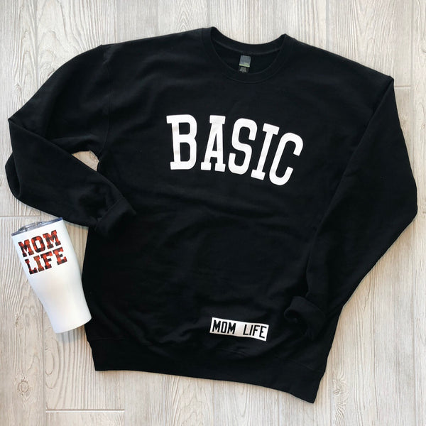 Basic • Monochrome Pullover