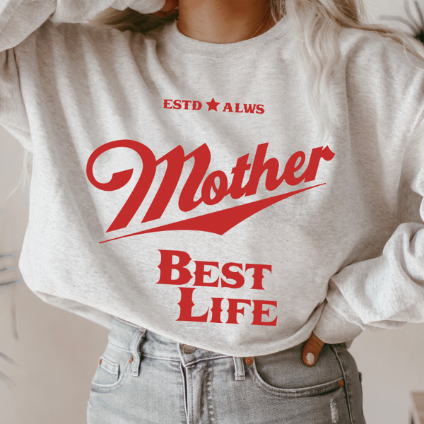 Best Life • Ash Pullover