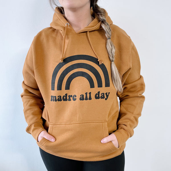 Madre All Day • Almond Hoodie