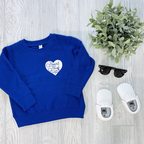 Royal Heart Thief • Pullover