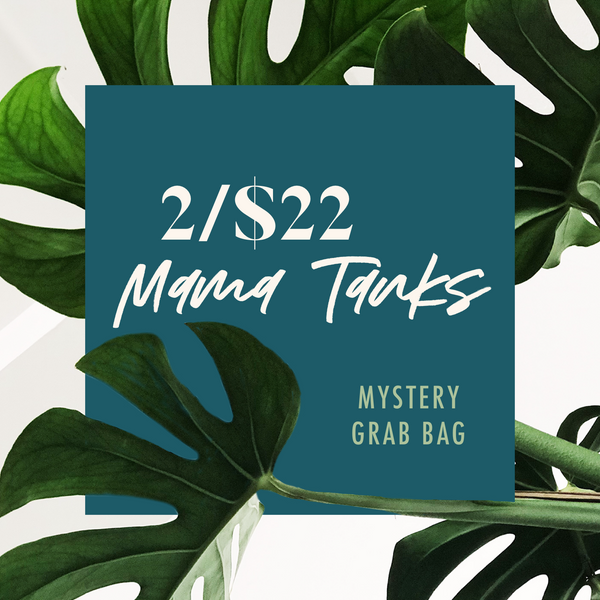 Mystery Bundle • 2 Tank Tops
