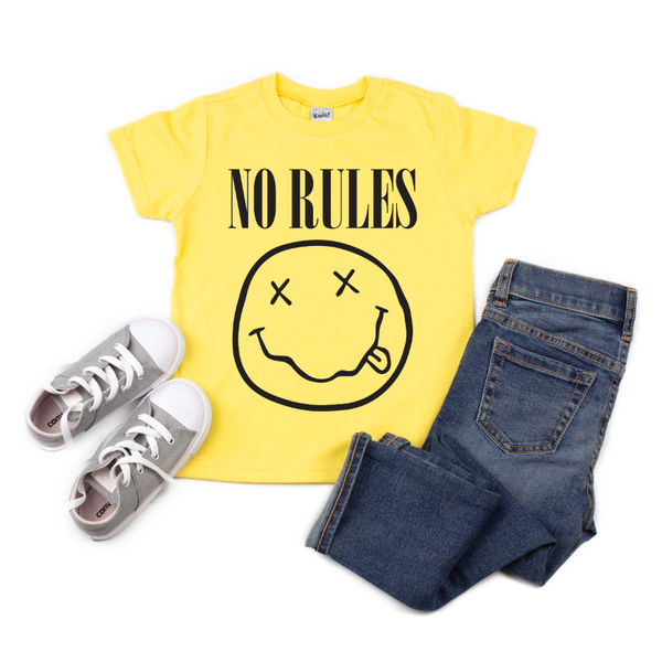 No Rules • Kids Tee