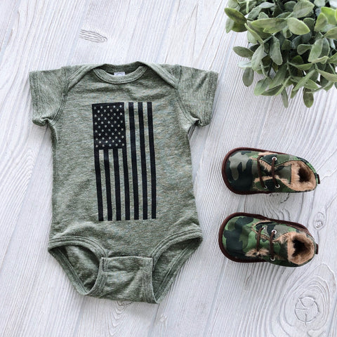 Flag Bodysuit