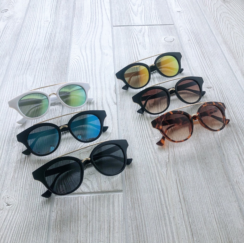 Angie • Sunglasses Glasses • More Colors!