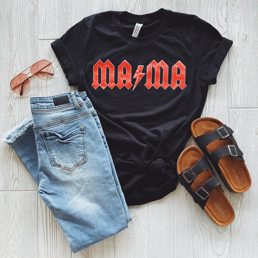 MA⚡︎MA Rocker • Tee or Pullover