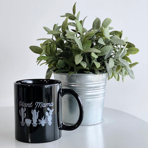 Plant Mama Mug • Slightly Flawed