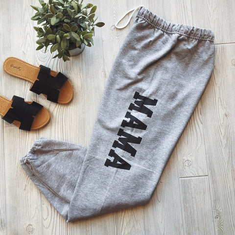MAMA Sweats • gray