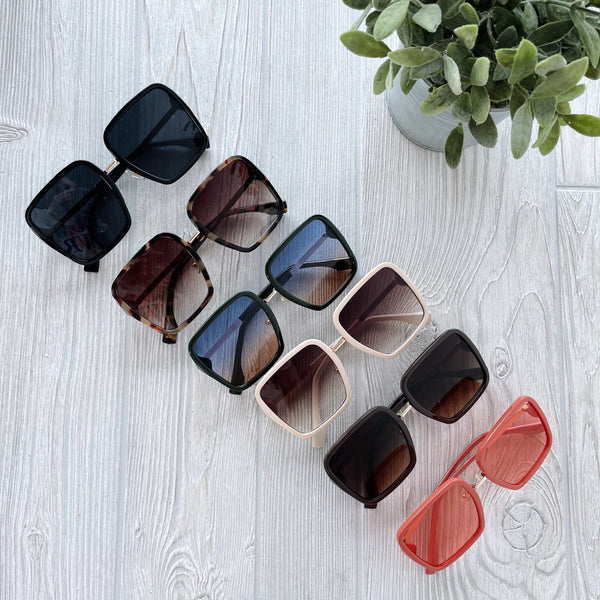 Tia Sunglasses • Adult • More Colors!