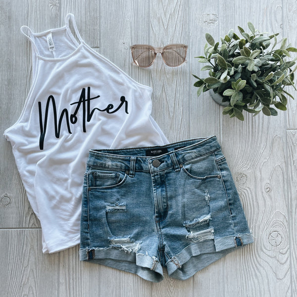 Mother • High Neck Tank