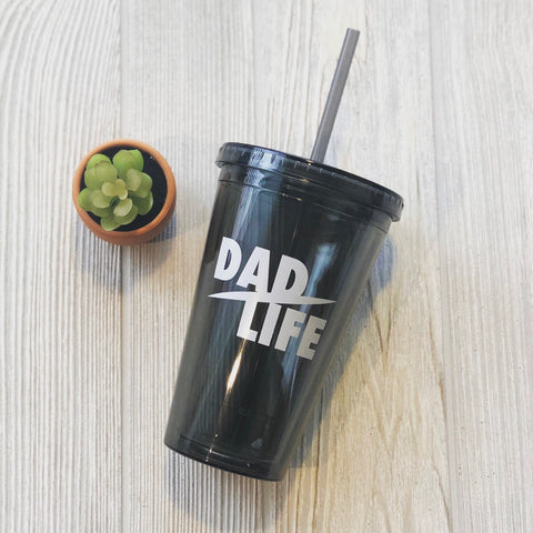 Dad Life • Double Wall Tumbler