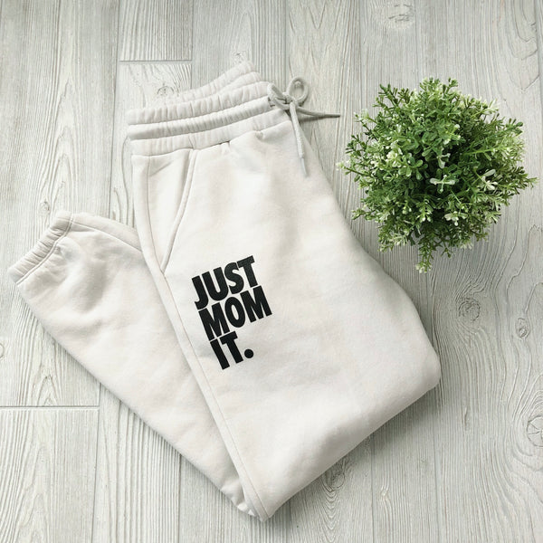 Just Mom It Sweatpants • Bone