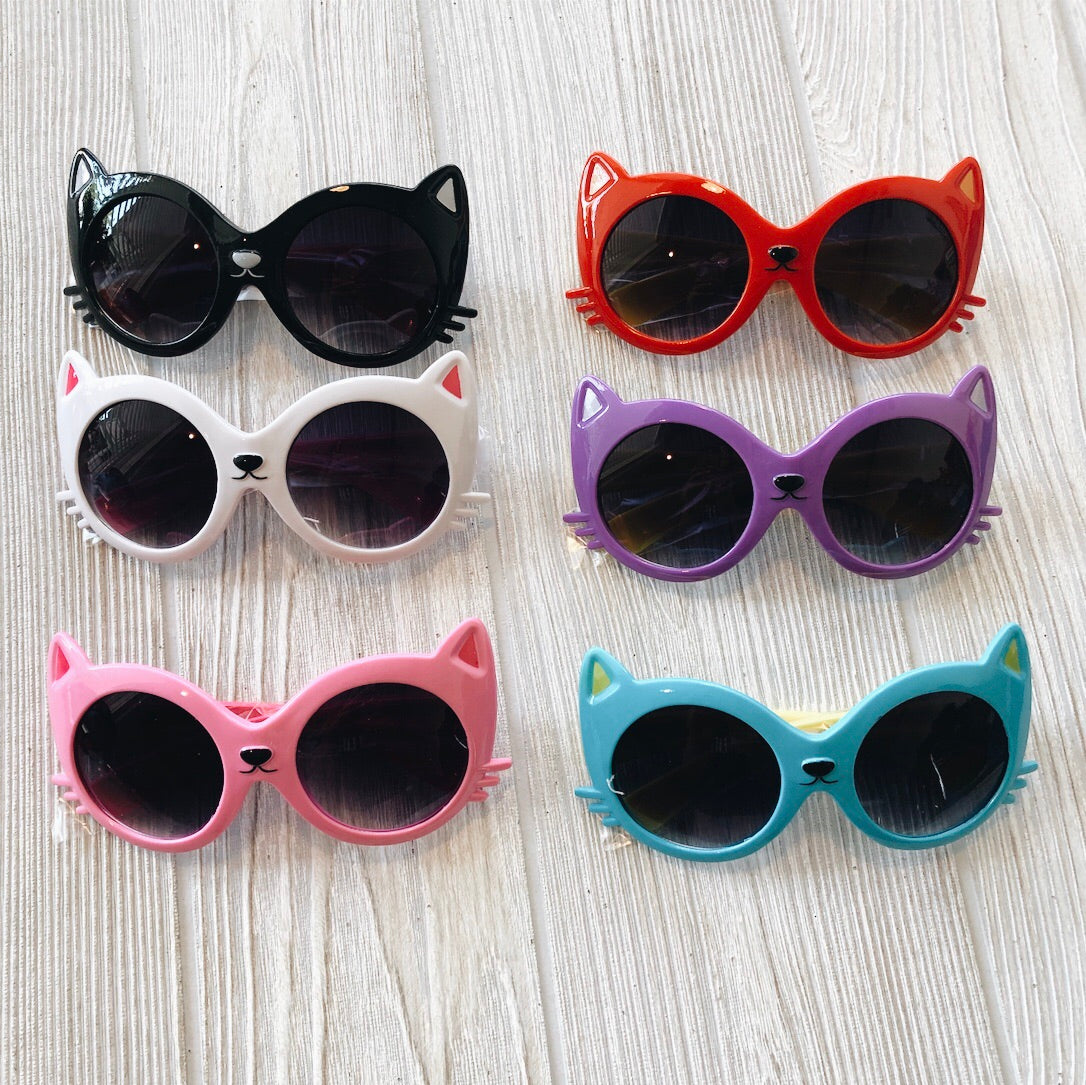 Cat Sunnies • More Colors!