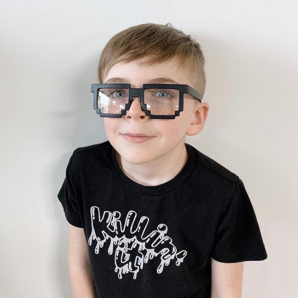 Minecraft Glasses • Kids