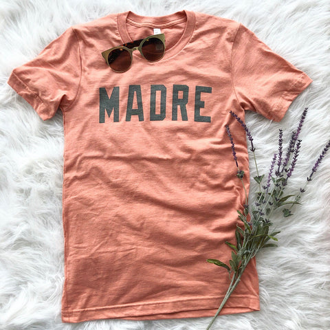 Madre Tee • Spring Coral