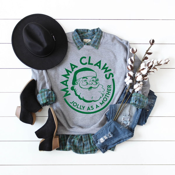 MAMA CLAWS • Tee or Pullover