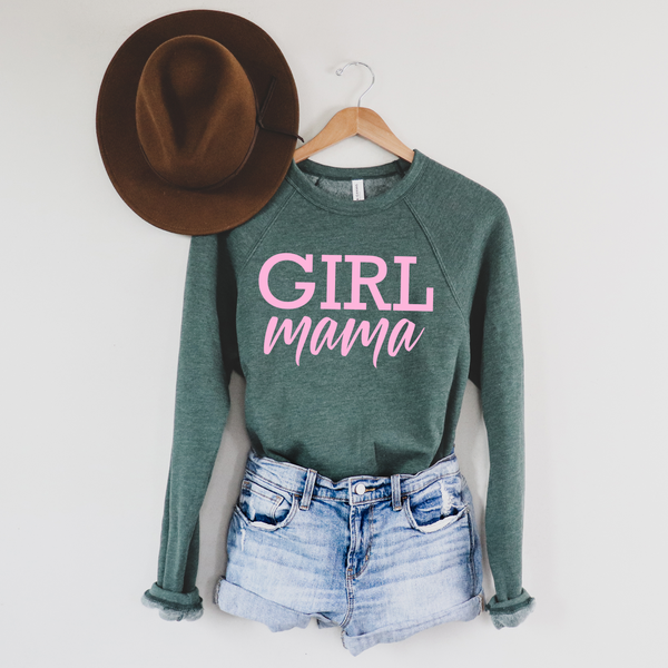 Girl Mama • Forest Pullover