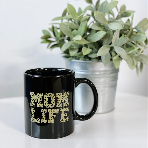 Mom Cheetah Mug