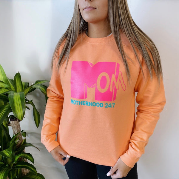 Neon MTV • Tee or Pullover