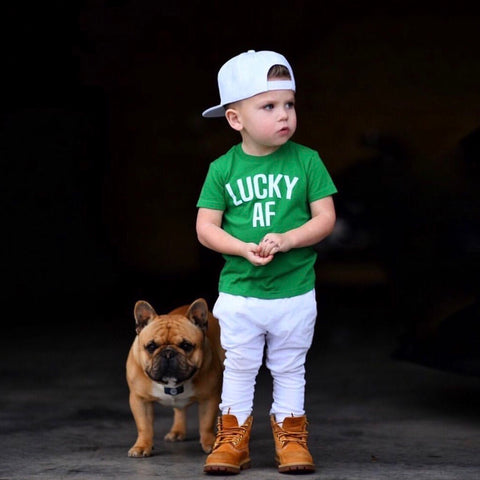 Lucky (and fun) • Kids
