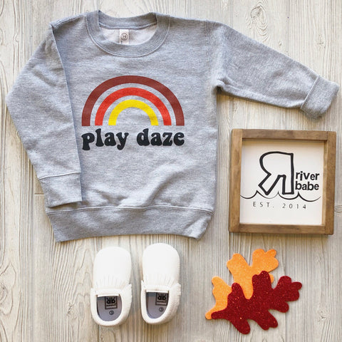 Play Daze Pullover