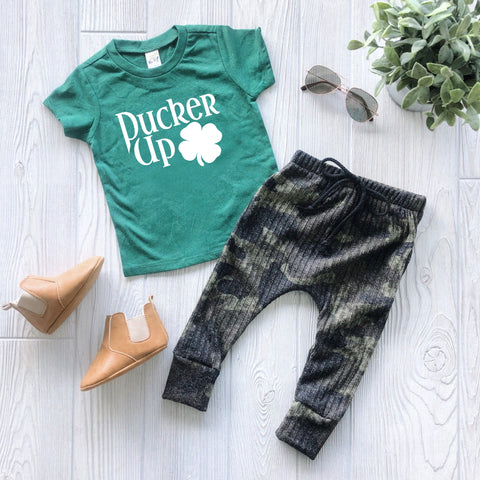 Pucker Up • Forest Tee